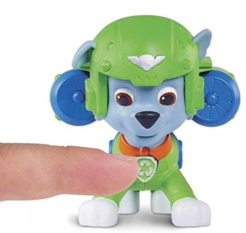 paw patrol air rescue rocky pup pack badge air rescue rocky