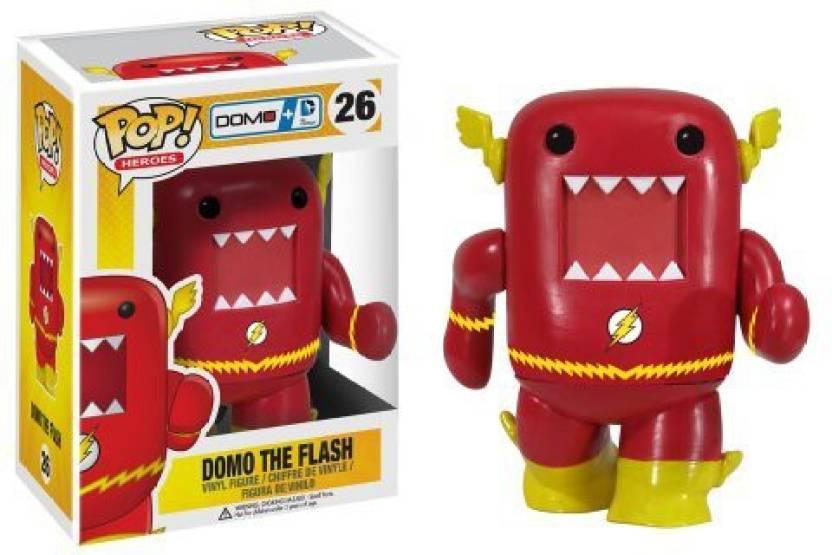 1fe87e1d5c2 Funko Pop Heroes Domo Flash Vinyl - Pop Heroes Domo Flash Vinyl ...
