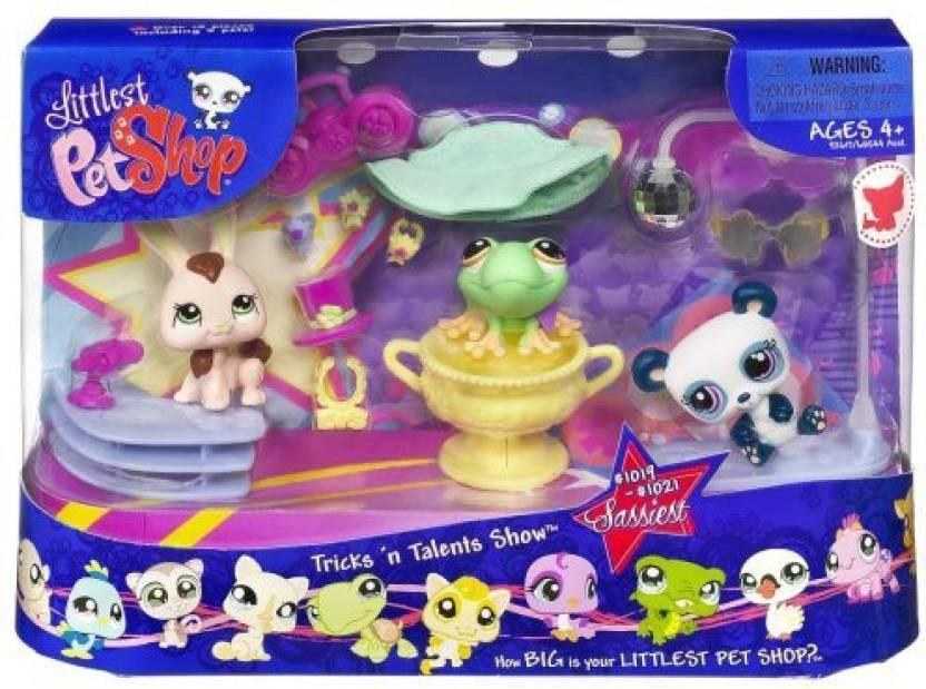67632a4922b0 Littlest Pet Shop Themed G3 Playpack - TALENT SHOW - Themed G3 ...