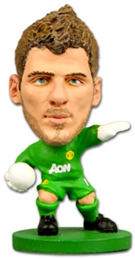 cheap for discount d50a6 04eac SoccerStarz Manchester United F.C. David De Gea - Manchester ...
