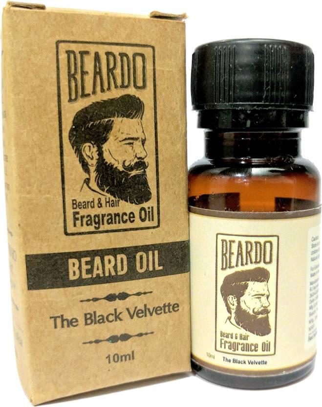 Beardo The Black Velvette Beard & Hair Fragrance Oil