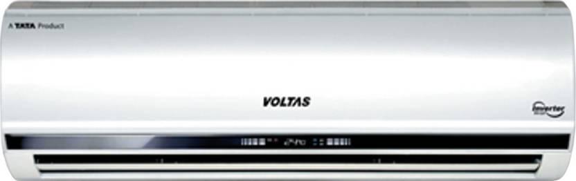 Voltas 1 Ton Inverter Split AC  - White