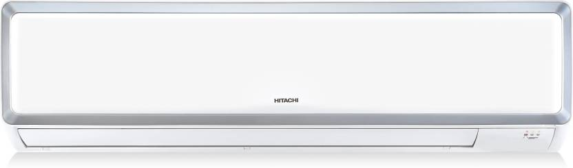 Hitachi 1 2 Ton 5 Star BEE Rating 2017 Split AC - Silver