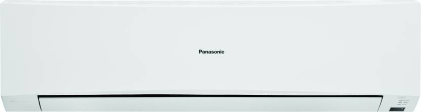 Panasonic 1 Ton 2 Star Split AC  - White