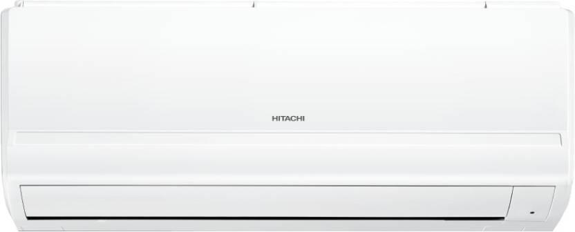 Hitachi 1 Ton Inverter Split AC  - White