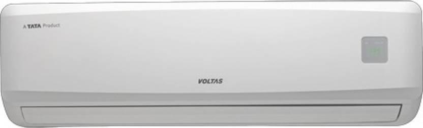 Voltas 1.5 Ton 3 Star Split AC White  (183DYa) By Flipkart @ Rs.26,990