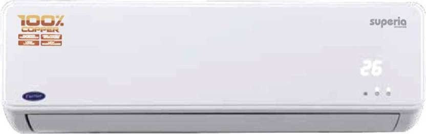 Carrier 1 Ton Inverter Split AC White (MS11D12-12CRDN2-QC2)
