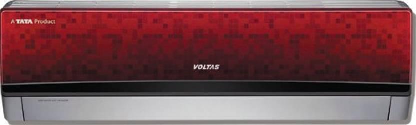 Voltas 1 Ton 5 Star Split AC Red (125EY(R))