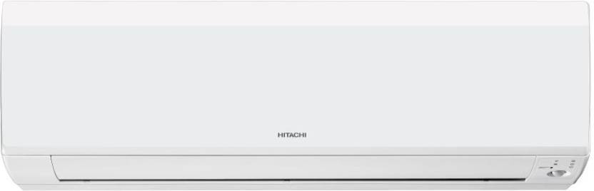 Hitachi 1.2 Ton 5 Star Split AC  - White
