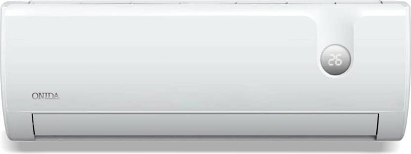 Onida 1 Ton Inverter Split AC  - White