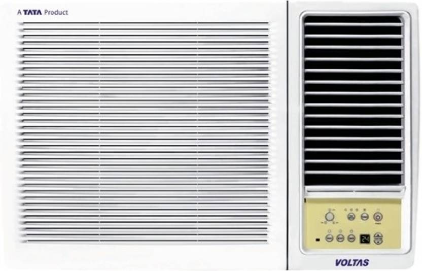 Voltas 1.5 Ton 3 Star Window AC White (183CYA)