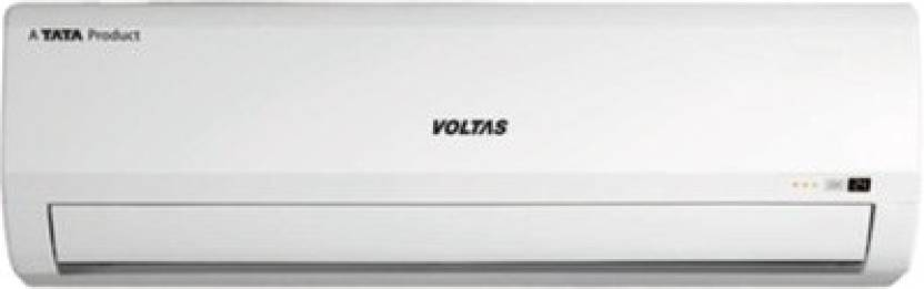 Voltas 1 Ton 5 Star Split AC  - White