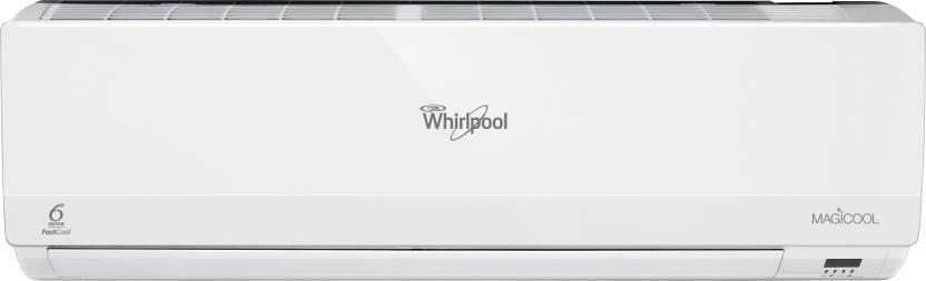 Whirlpool 1.5 Ton 3 Star Split AC  - White Silver