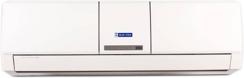 Blue Star 1.5 Ton 5 Star Split AC  - White