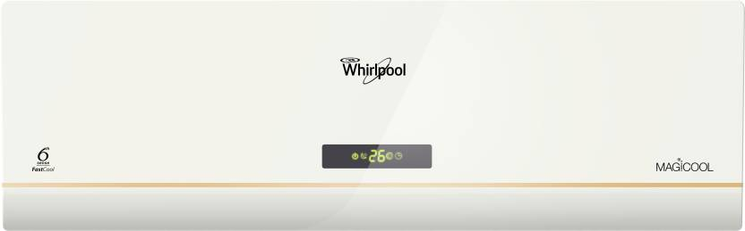 Whirlpool 1 Ton 3 Star BEE Rating 2017 Split AC  - White  (1T MGC PRM COPR 3S, Copper Condenser)
