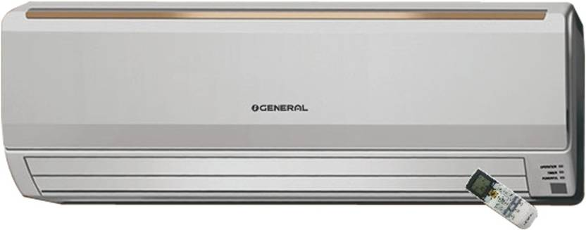O General 1.5 Ton 5 Star Split AC  - White