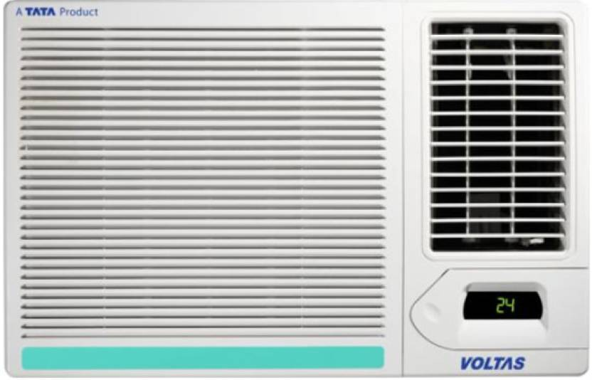 Voltas Silver 1.5 Tons Window Air Conditioner