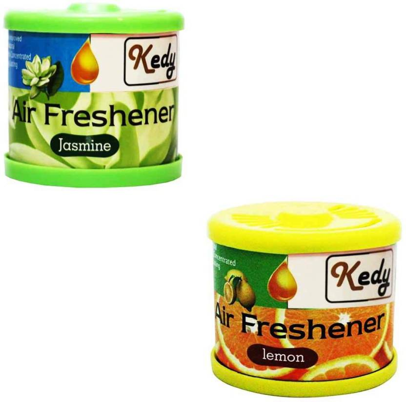 Kedy Lemon, Jasmine Car  Perfume Gel