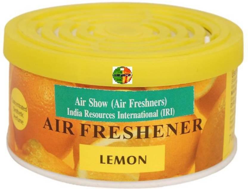 Air Show Lemon Car  Perfume Gel