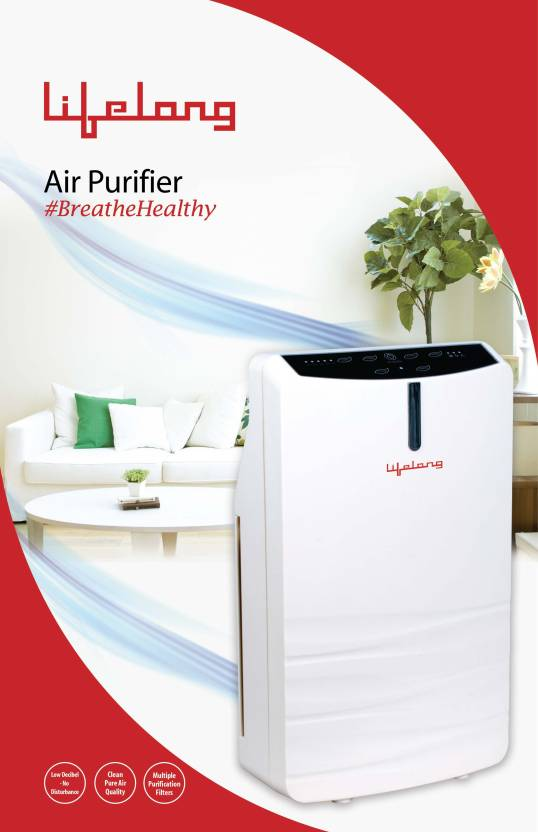 Lifelong LLHAAP01 Portable Room Air Purifier