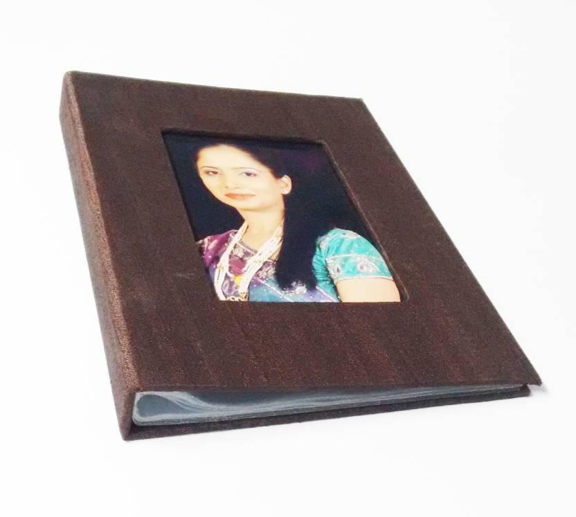 Ultraa Albums Color Photo Albums 5x7 size 80 Photos (Set of 2 Albums) Album