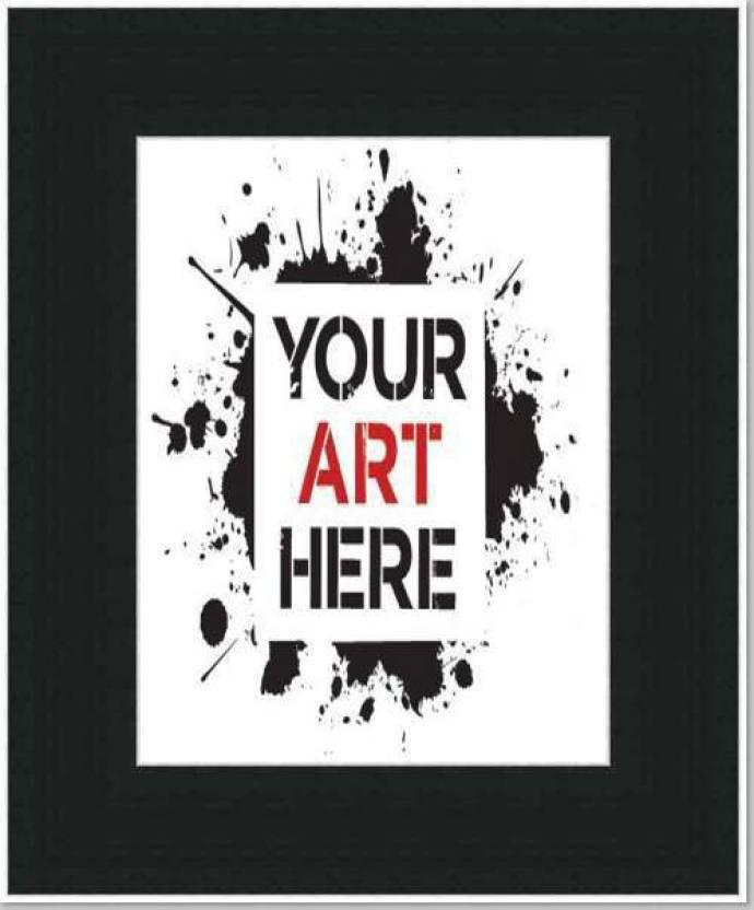 Make My Frame Black photo frames Album Price in India - Buy Make My ...