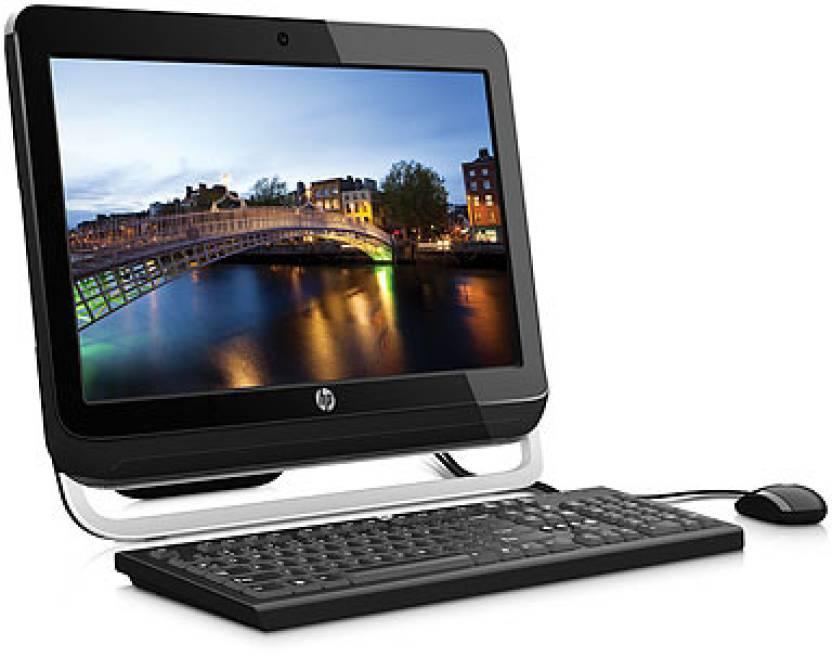 HP Omni 120-1015IN / AMD Dual Core / 2 GB / 500 GB / Win 7 Home Basic
