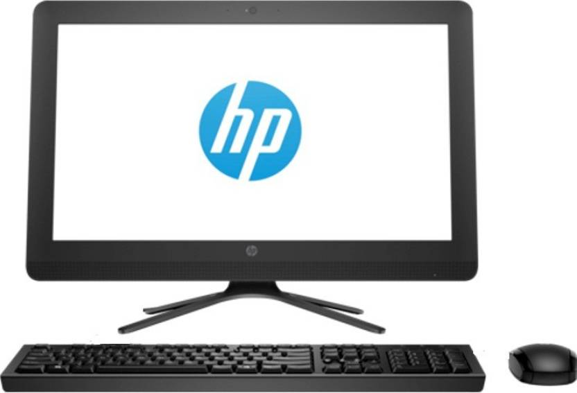 HP Core i3 (6th Gen)/4 GB DDR 4/1 TB/Linux)  (Black,19.5 Inch Screen)