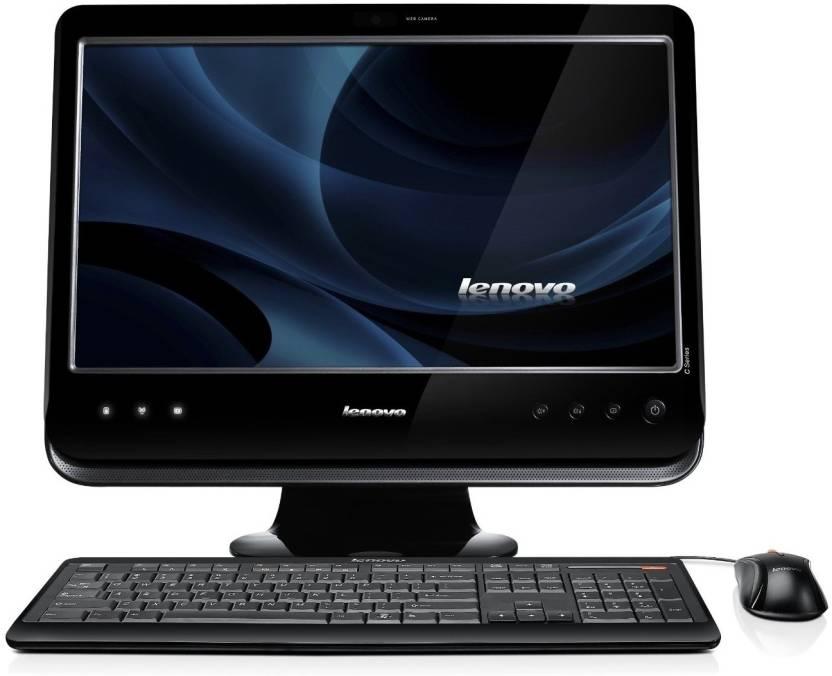 Lenovo Essential C200 / 1GB / 320GB / DOS (Black)