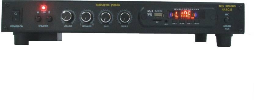 Sound King SK_8500 100 W AV Power Amplifier