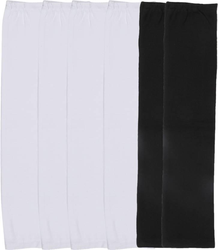 bb4b24f3e8 Gumber GE_TUBE_W_W_BLK_3PC Cotton Arm Warmer Price in India - Buy ...