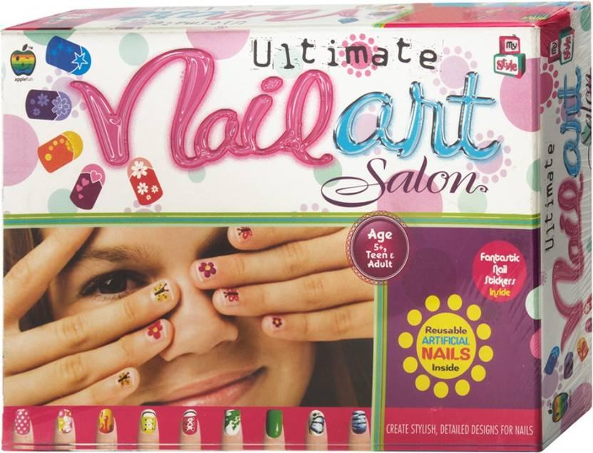 Apple Fun Ultimate Nail Art Salon Ultimate Nail Art Salon Shop