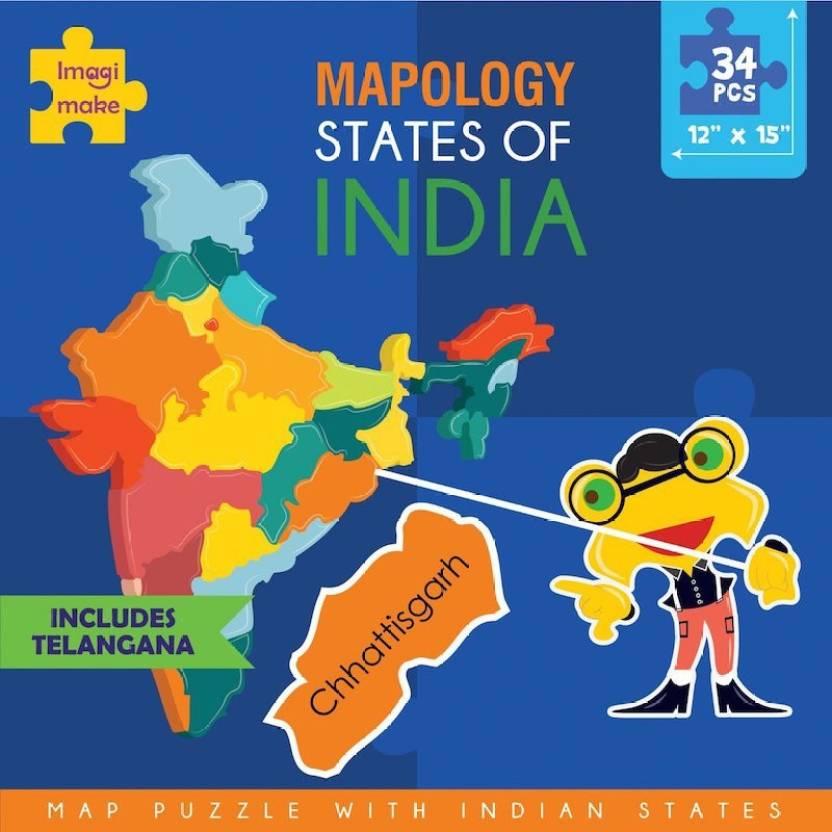 Imagimake States of India Map Puzzle with Indian States - States of on southwest asia map states, sudan map states, continental united states map states, ecuador map states, india states and cities, the united states map states, national map with states, india population density, india punjab british, india territories, india states list, china map states, india and its states, indonesia map states, colombia map states, bangladesh map states, pakistan map states, nigeria map states, australia map states, india geography,