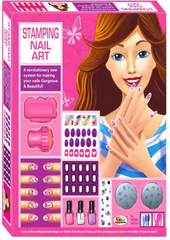Ekta Stamping Nail Art - Stamping Nail Art . shop for Ekta products ...