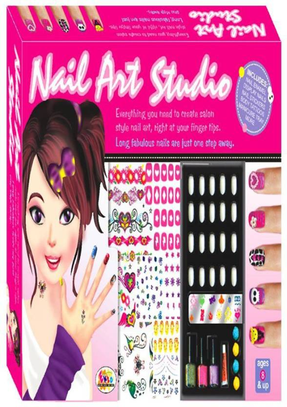 Ekta Toys Nail Art Studio - Nail Art Studio . shop for Ekta Toys ...