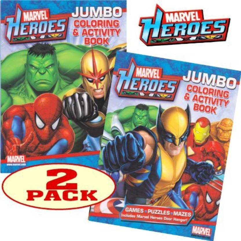 46+ Avengers Coloring Book For Sale Free Images