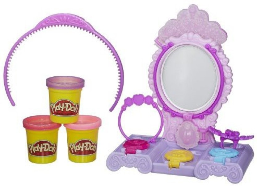 Play-Doh Amulet and Jewels Vanity Set Featuring Sofia The First