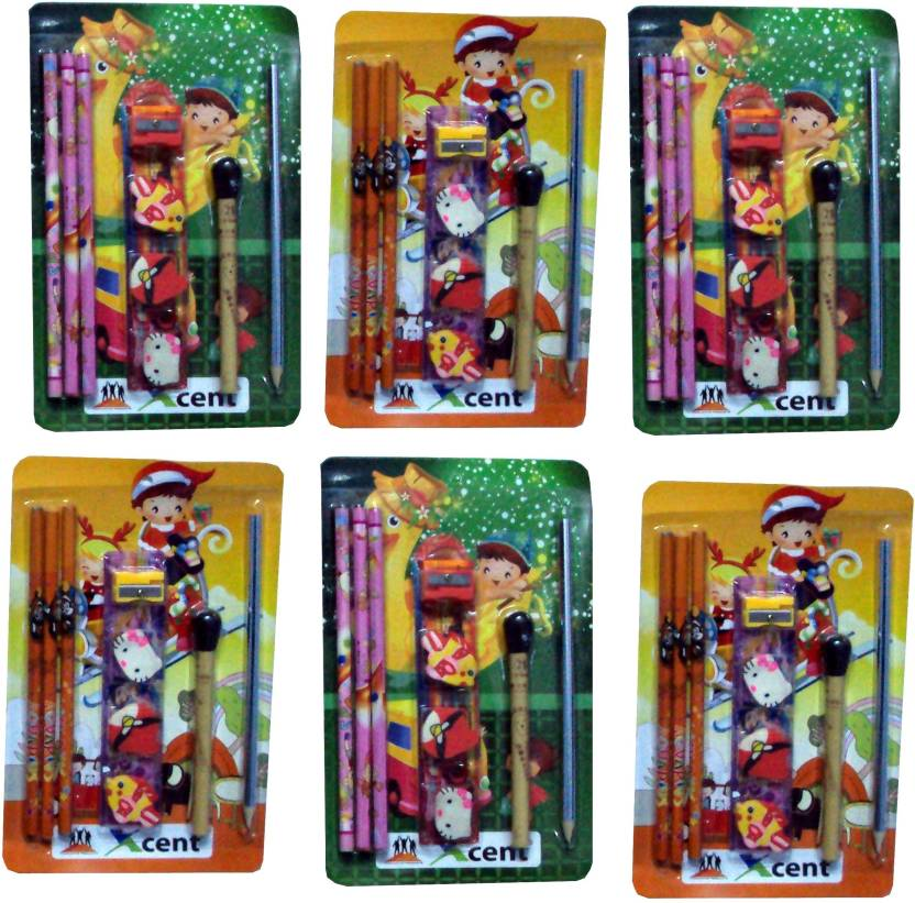 Flipkart Com Parteet Birthday Party Return Gifts Pack Of 6 Mix