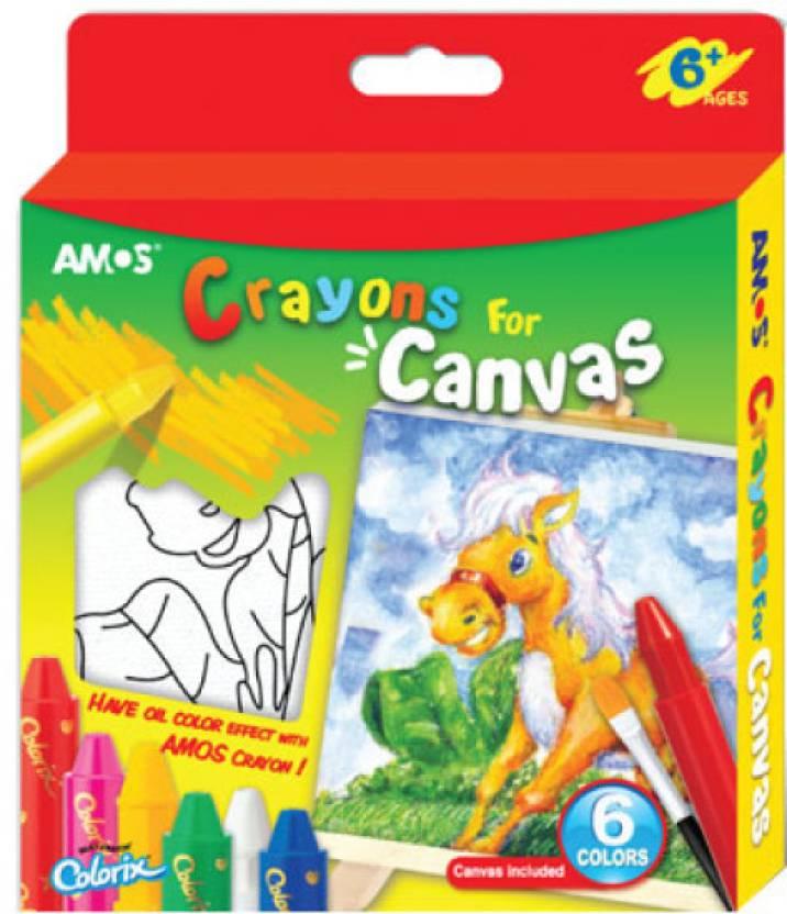 Amos Horse Design Art Set