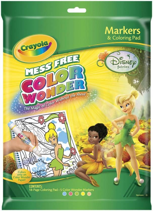 Crayola Color Wonder Disney Art Sets