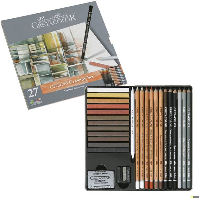 Cretacolor Creativo Art Set