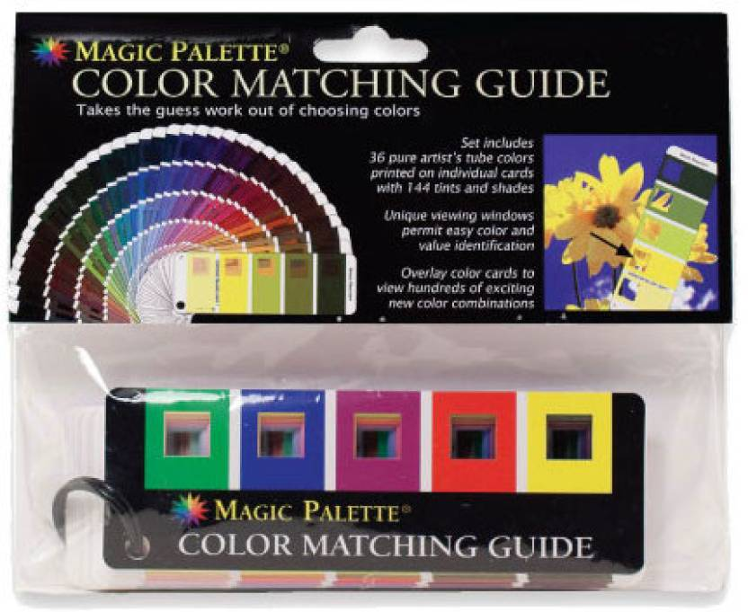 Color Wheel 5180 Color Mixing Guide