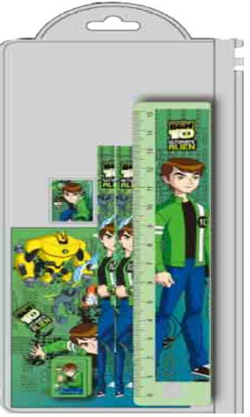 Cartoon Network School Set
