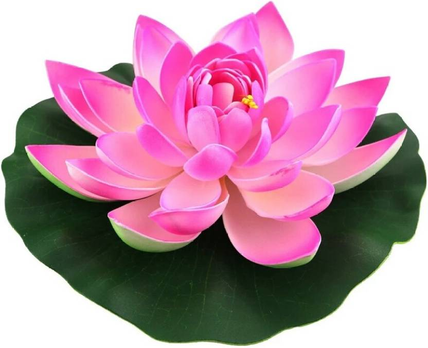 Lavi Home Decor Lotus Pink Assorted Artificial Flower Price In India