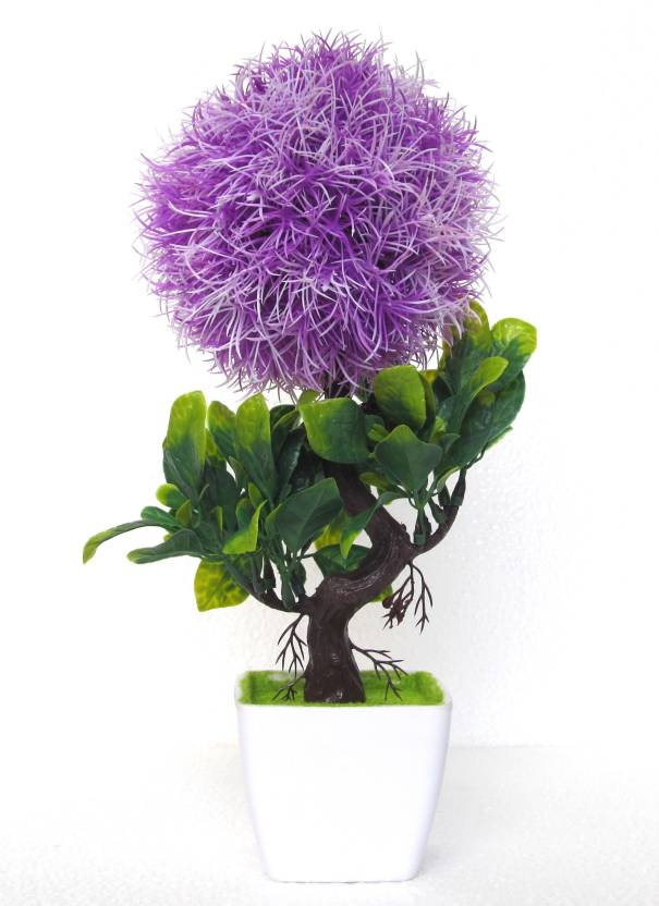 Miracle Retail Bonsai Wild Artificial Plant  with Pot