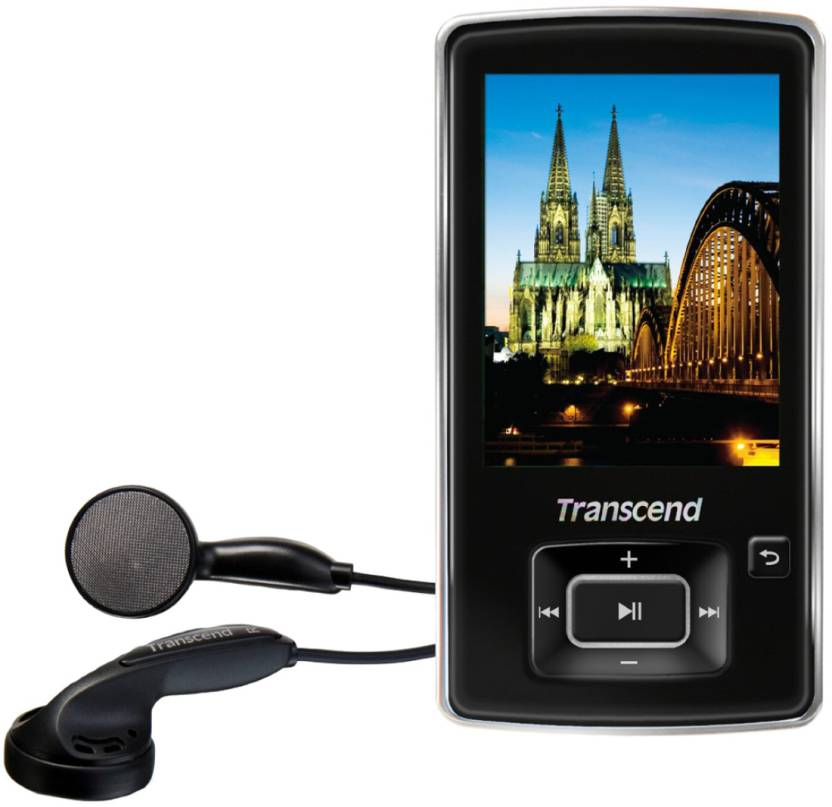 Transcend MP 870 16 GB MP3 Player
