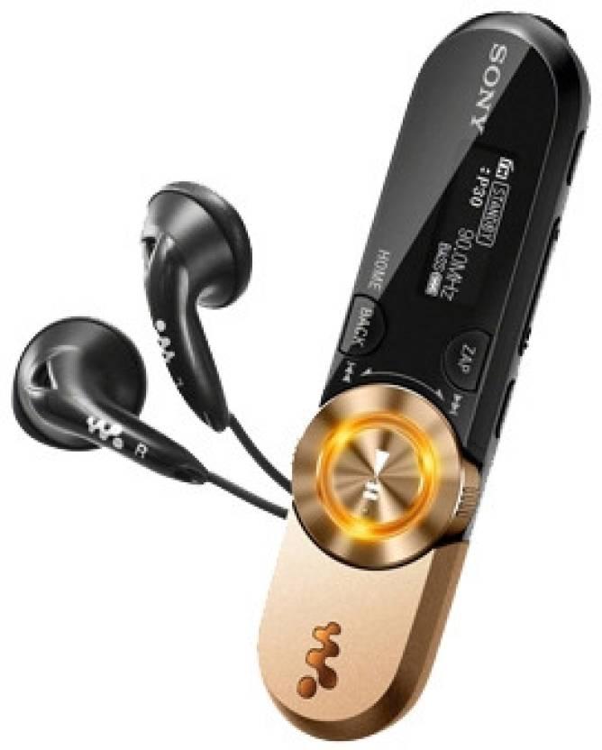 Sony NWZ-B162F 2 GB MP3 Player