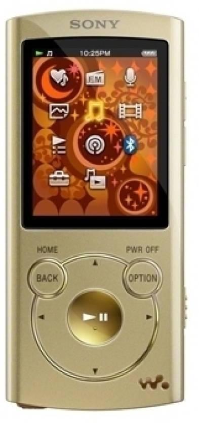 Sony Walkman NWZ-S764 4 GB MP3 Player