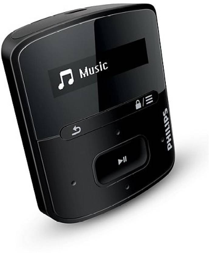 Philips RaGa 4 GB MP3 Player