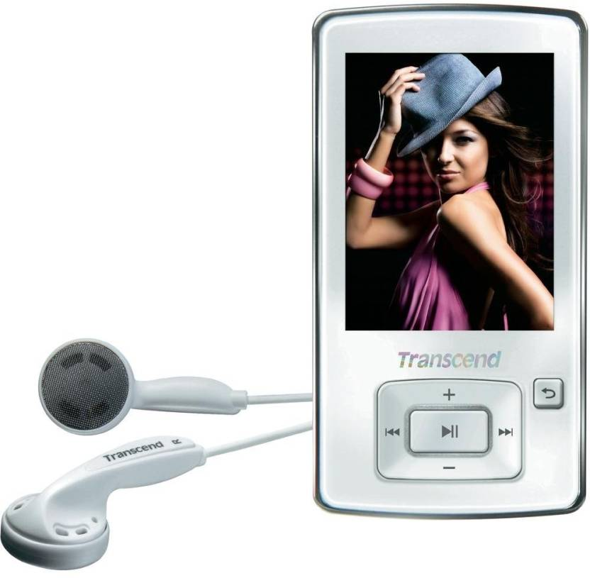Transcend MP870 8 GB MP3 Player